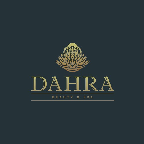 Dahra Beauty & Spa Logo