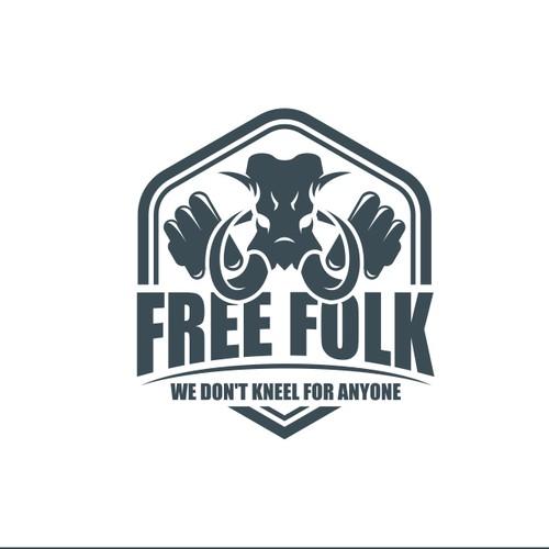 free folk logo