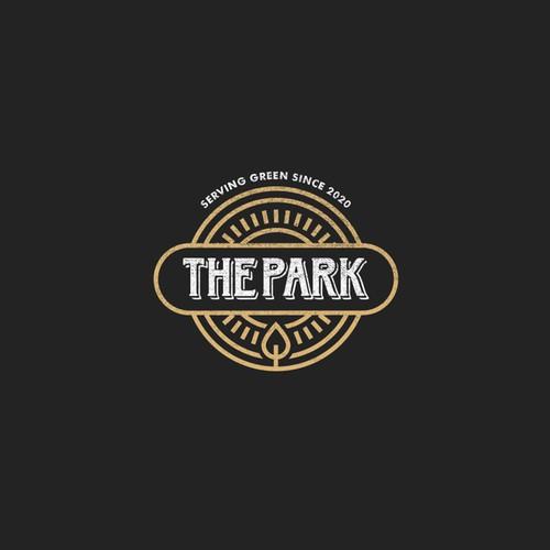 """Retro minimal logo design for """"The Park"""""""