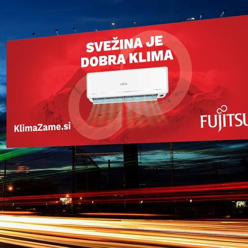 Fujitsu Ad Design