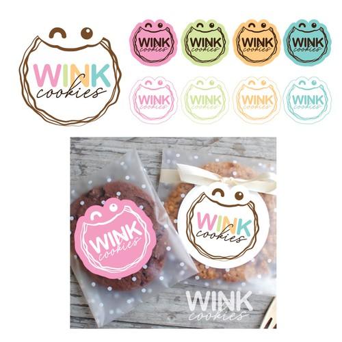 Wink Cookies