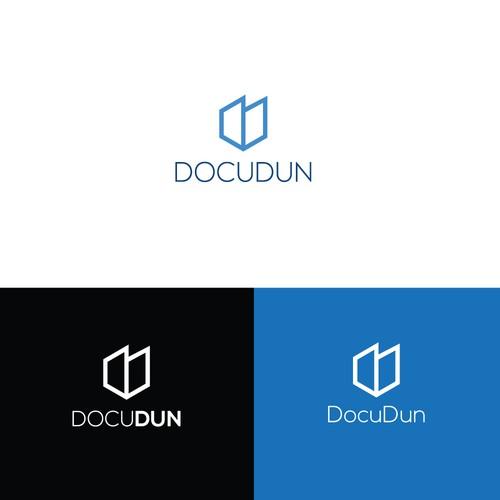 Streamlined Document Management Technology Logo