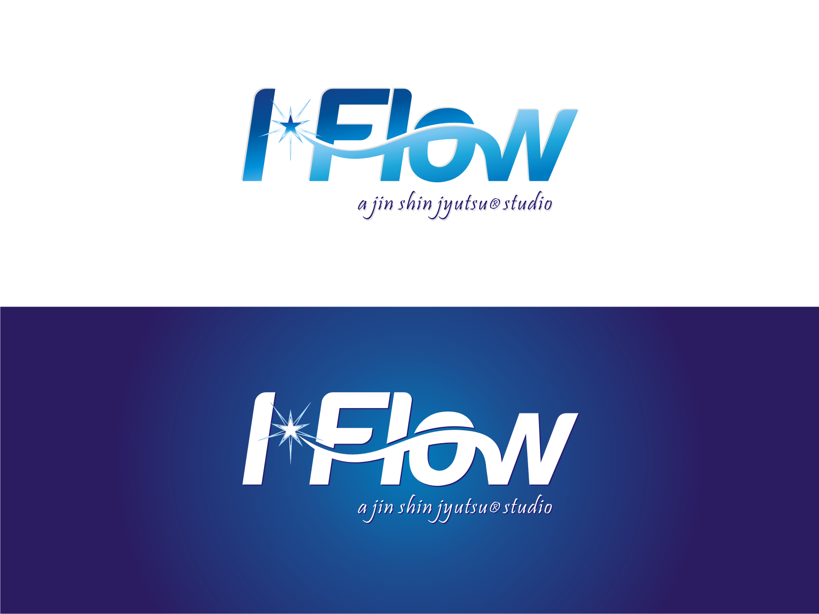 New logo wanted for I Flow (A Jin Shin Studio)