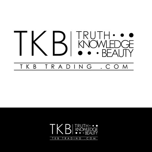 TKB - Truth Knowledge Beauty  (a pigment, cosmetic, craft company) needs an exciting new logo!