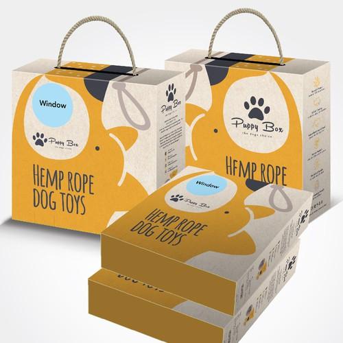 HempRope Dog Toys