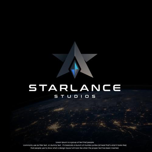 Awesome, Sci-Fi, Futuristic, Modern Video Game Company Logo
