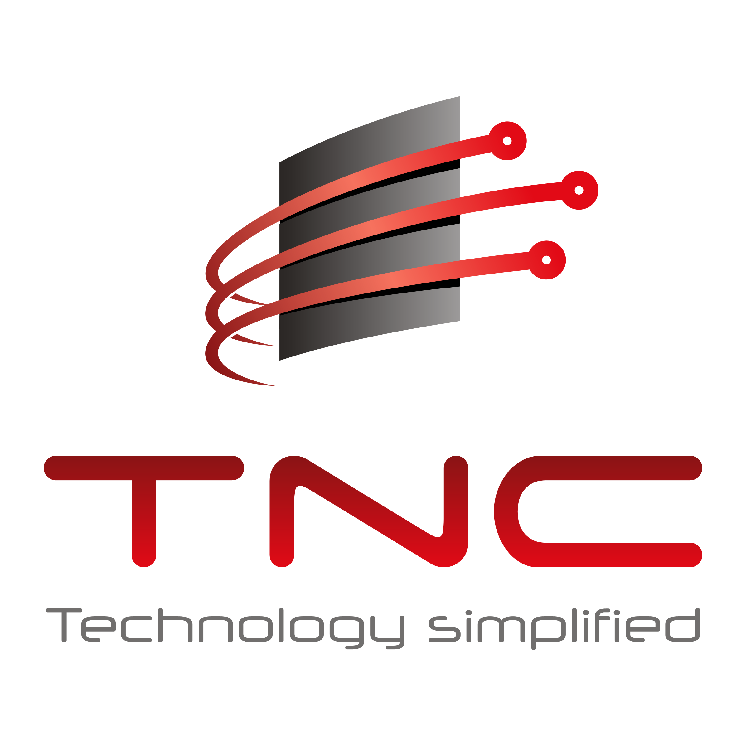 Create a new professional eye catching logo for a National Telecom Company