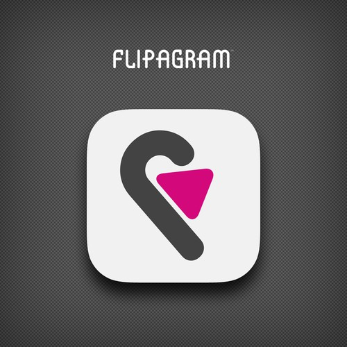 New logo for Flipagram