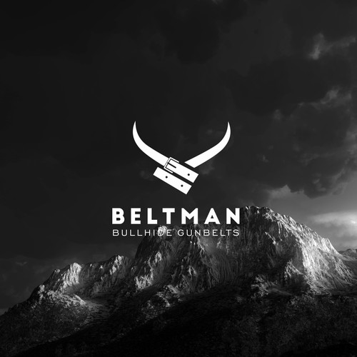 Belt Man Logo