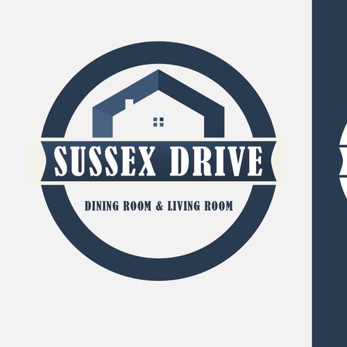 Create a logo evoking comfort in a Rustic American Restaurant