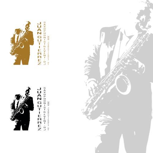 Saxophonist Juan Gutierrez