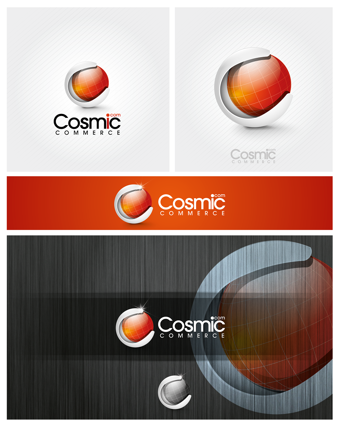 New logo wanted for CosmicCommerce.com