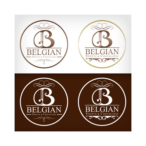 Belgian Sweets & Chocolates needs a new logo