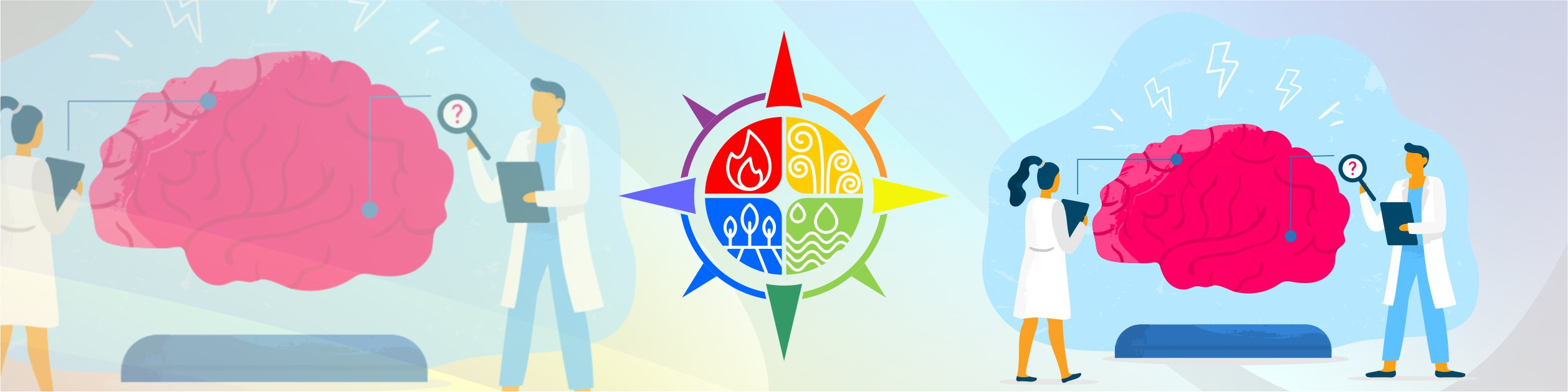Social media banner design for PersonalCompass