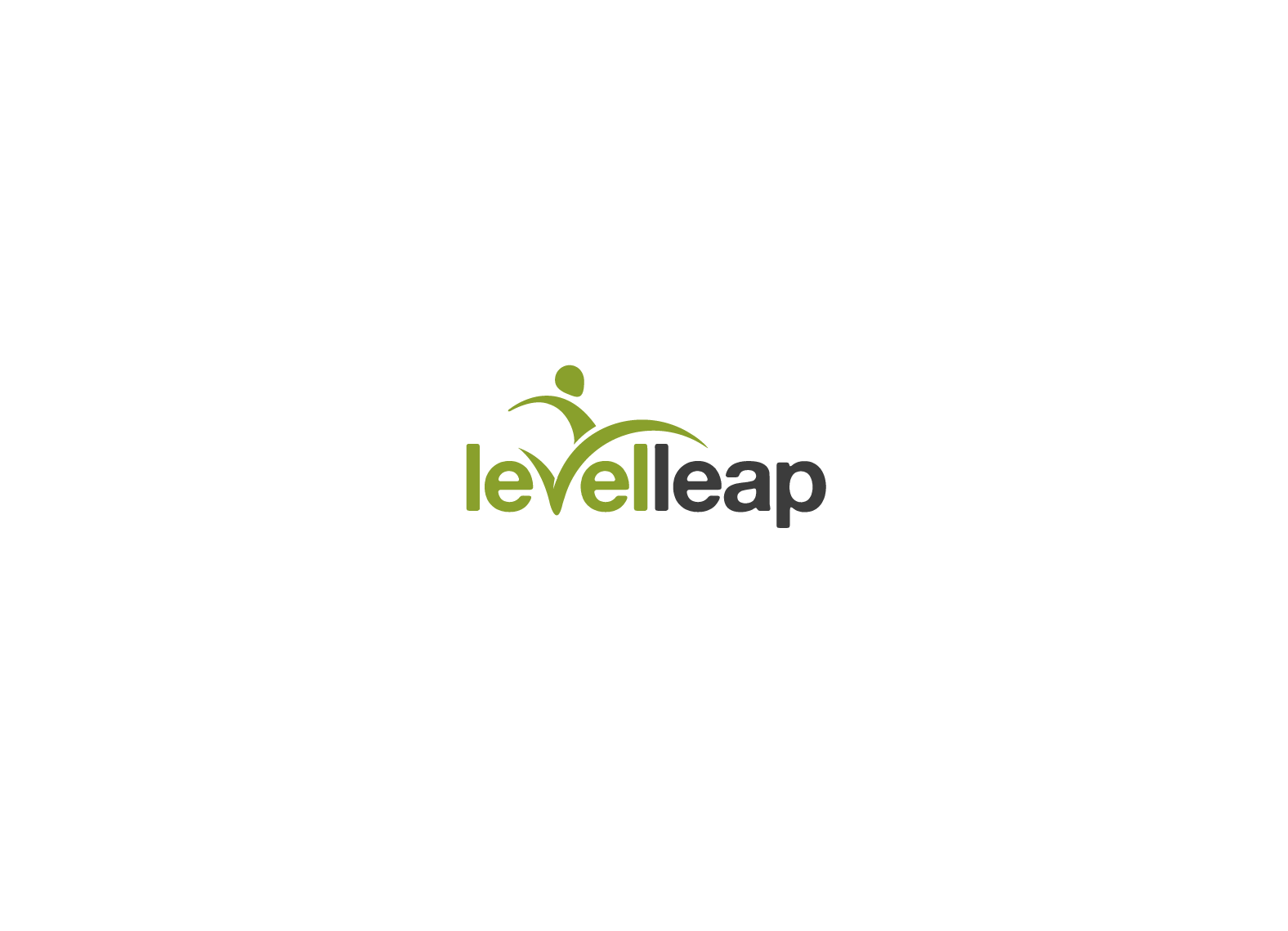 Help level leap with a new logo