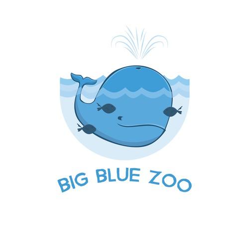 Big Blue Zoo
