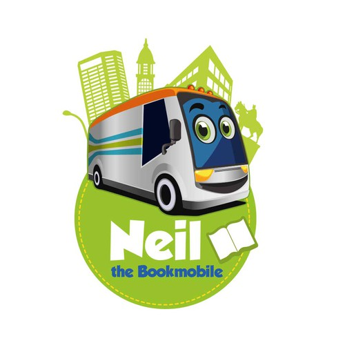 Neil the bookmobile
