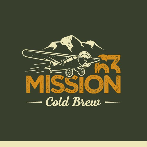 Logo for cold brew products