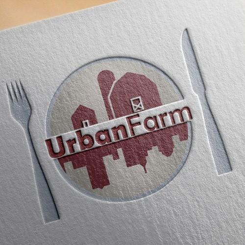 Design a unique & exciting logo for Phiadelphia's most creative, fast healthy eatery - UrbanFarm