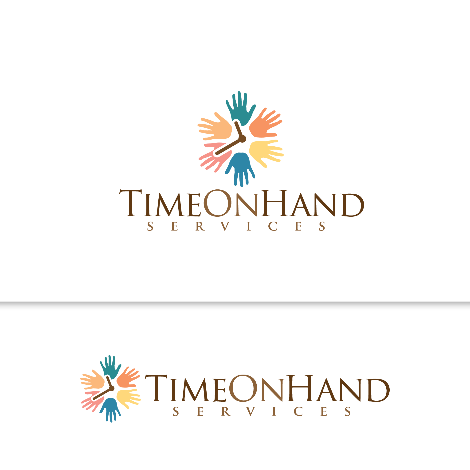 New logo wanted for Time on Hand Services