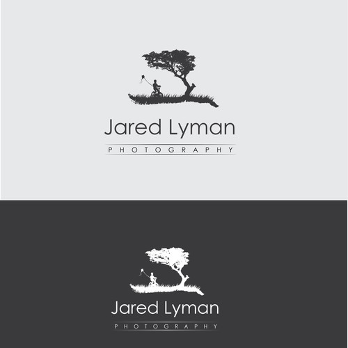 Design a logo and business card for a lifestyle children & family photographer.