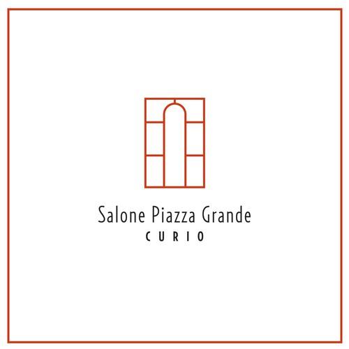Salone Piazza Grande - Logo proposal