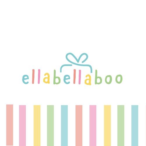 Ellabellaboo Baby Gifts Logo
