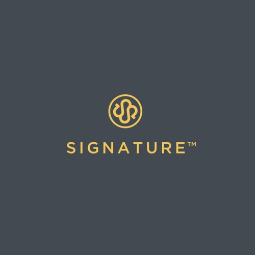 logo for Signature
