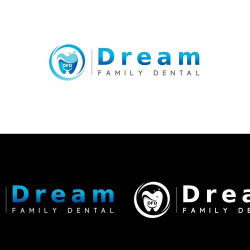 Special logo for the dental practice