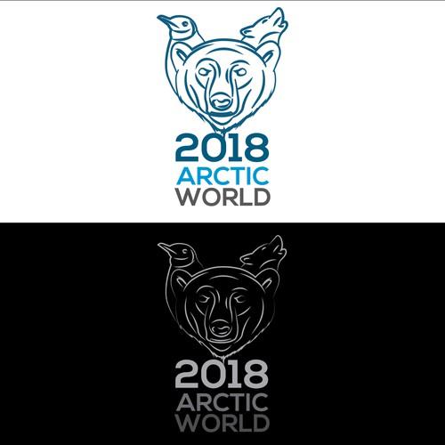 Logo Concept 2018 Arctic World