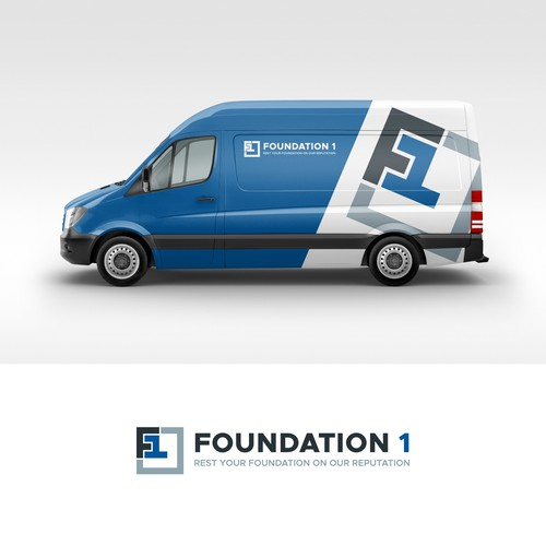 Logo design for Foundation Repair Company
