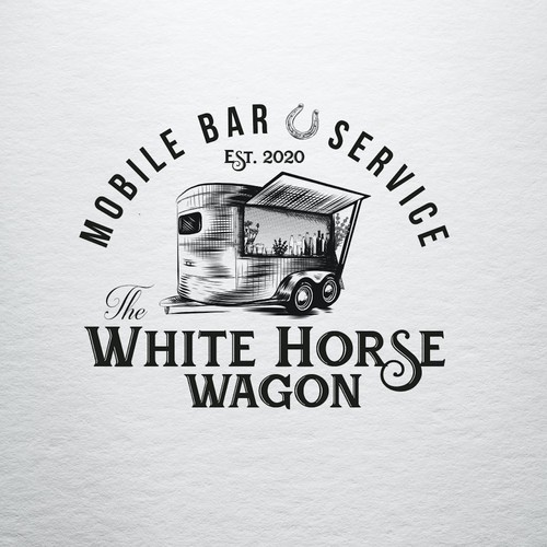 THE White Horse Wagon