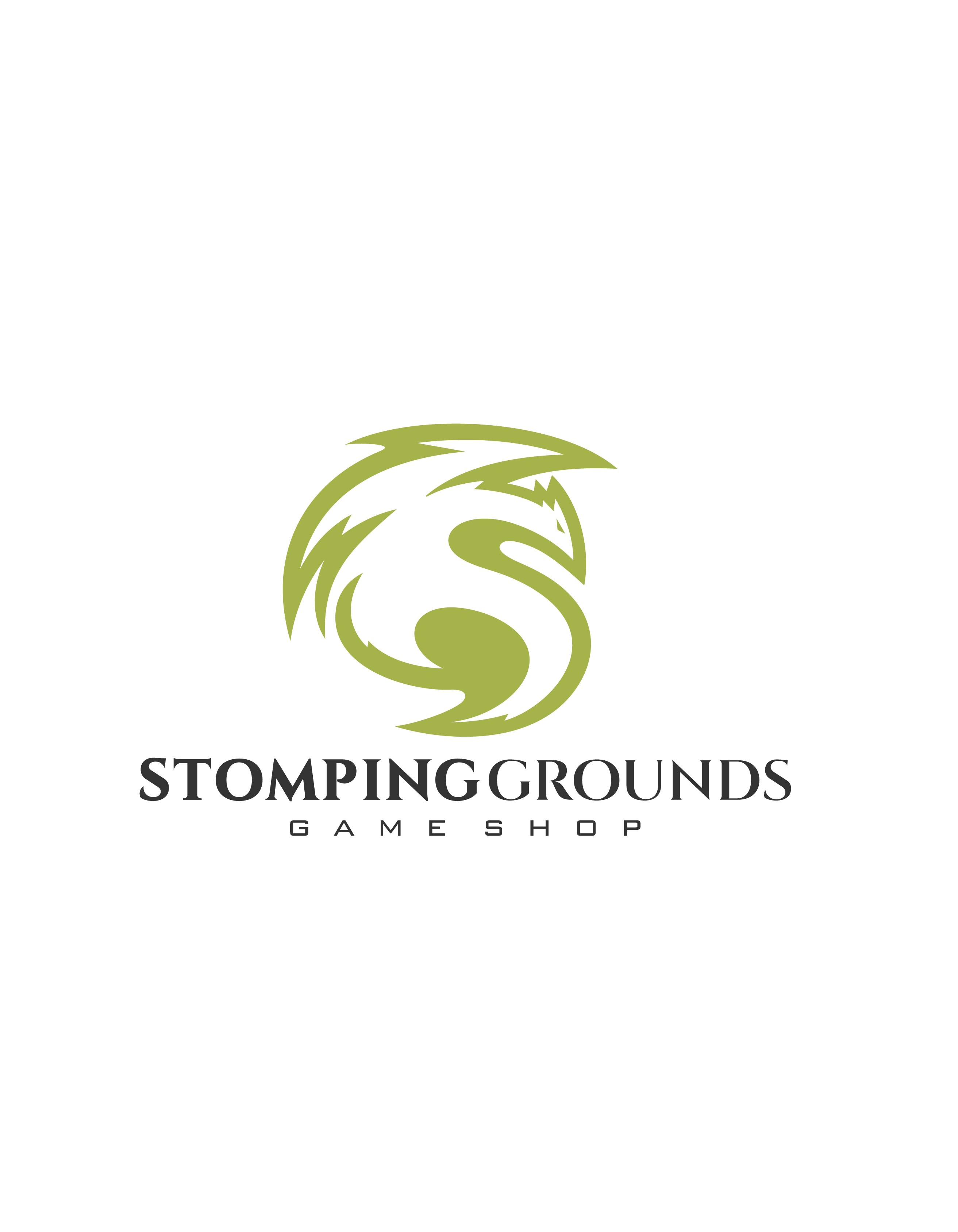 Create a Cool Logo for Stomping Grounds.