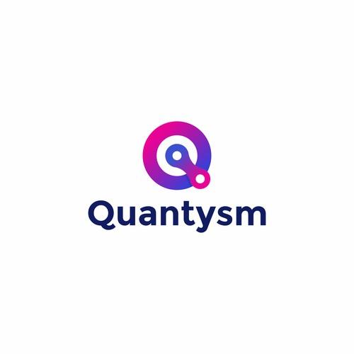 Logo proposal for Quantysm