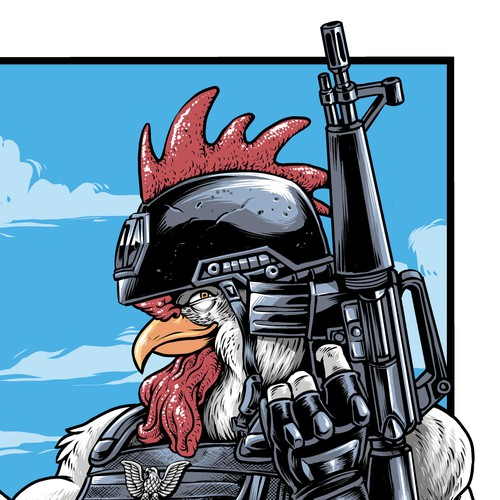 Chicken Officer