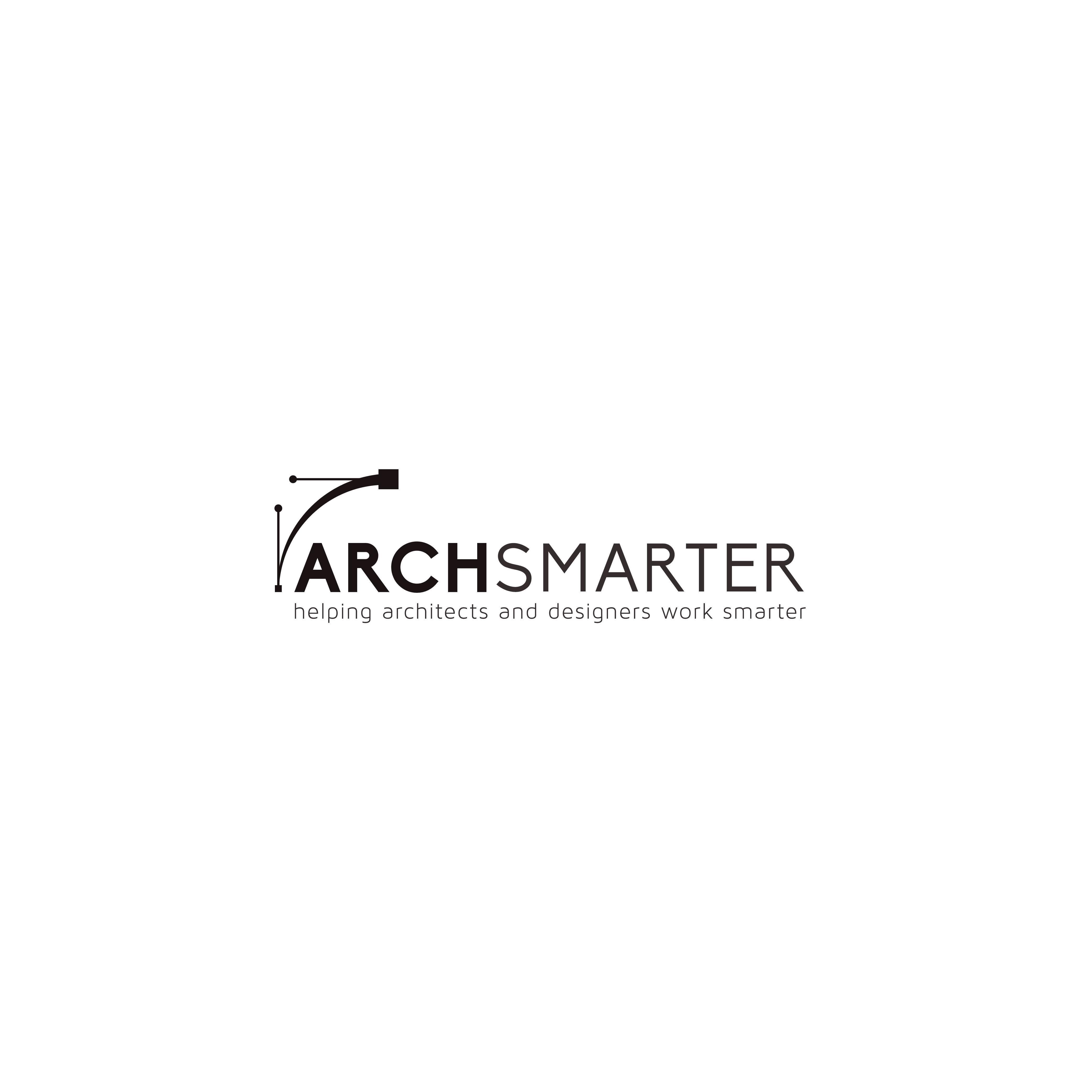 Design a smart logo for ArchSmarter