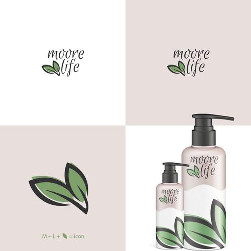 Moore life logo