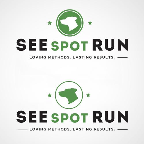 See Spot Run Logos