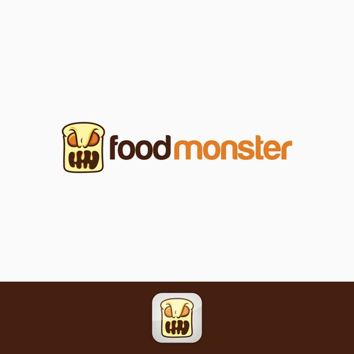 Logo for Food Monster