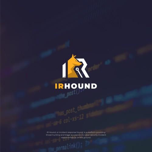 Logo for IR Hound