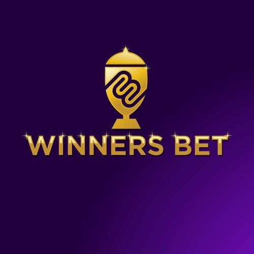 Logo for winner bet
