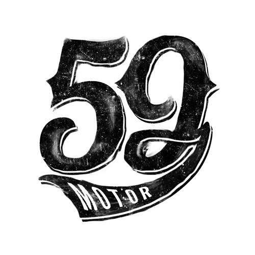 Design MOTOR 59 tee shirt