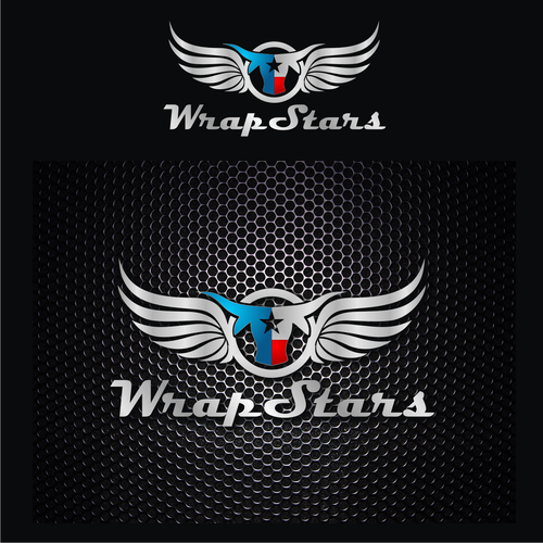 Create a winning logo design for WRAP STARS