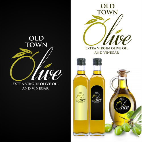 create a capturing logo show casing Olive in it. or the idea of olive oil.