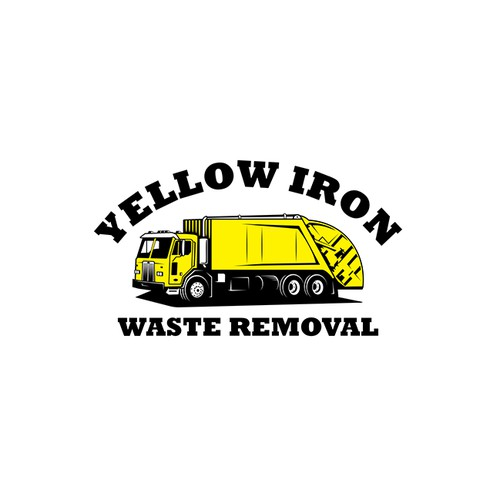 Waste Removal Company Logo