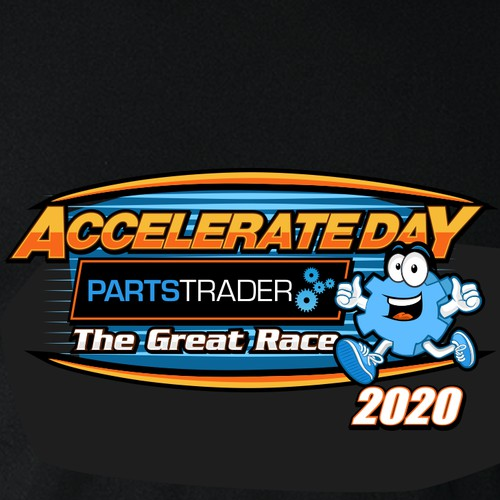 T Shirt desugn for Accelerate Day 2020