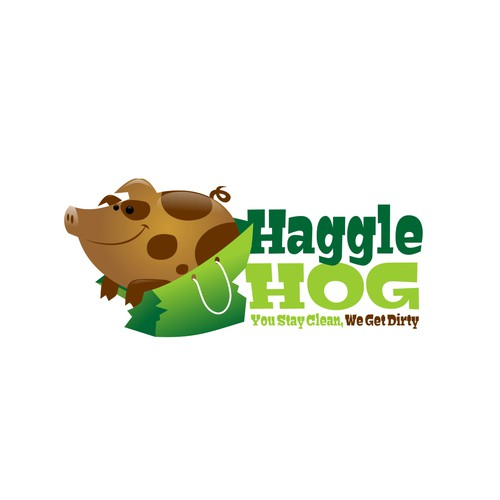 New logo wanted for Haggle Hog (www.hagglehog.com)