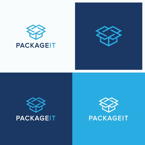 Logo Design For PackageIt