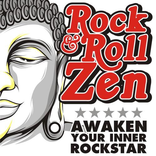 Podcast design for Rock & Roll Zen
