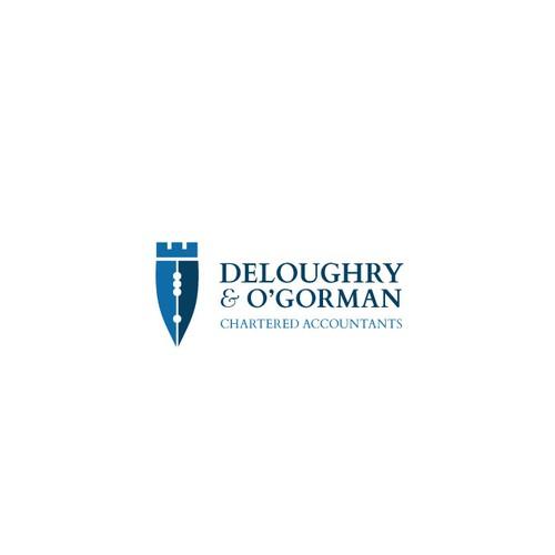 Deloughry & O'Gorman Logo Concept